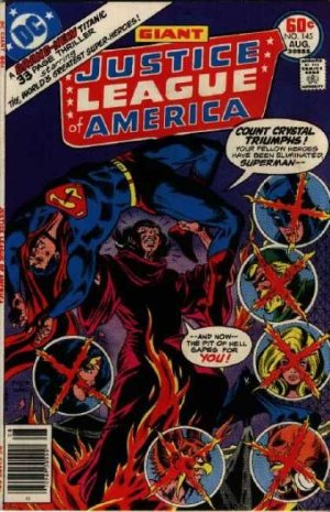 Justice League Of America # 145