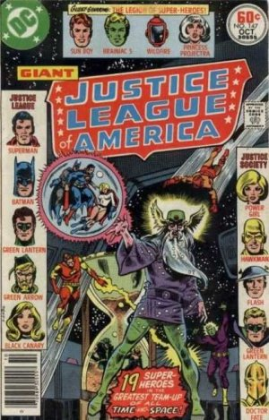 Justice League Of America # 147