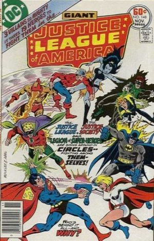 Justice League Of America # 148