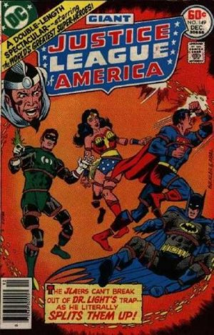 Justice League Of America # 149