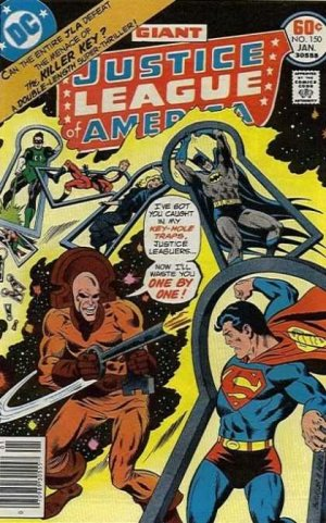 Justice League Of America # 150