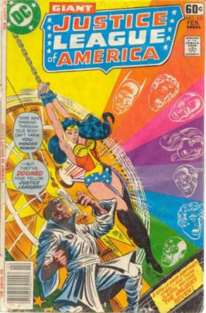 Justice League Of America # 151