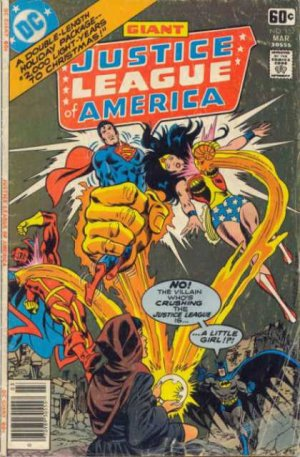 Justice League Of America # 152