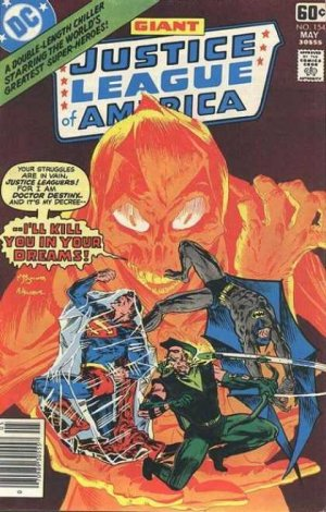 Justice League Of America # 154