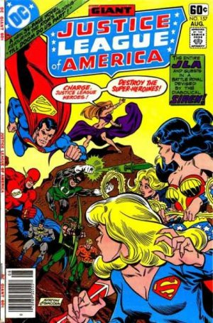 Justice League Of America # 157