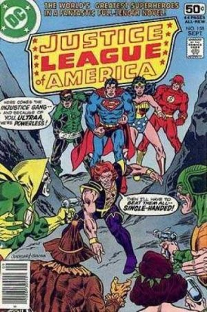 Justice League Of America # 158