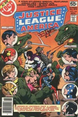 Justice League Of America # 160