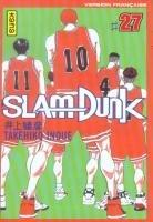 couverture, jaquette Slam Dunk 27  (kana)
