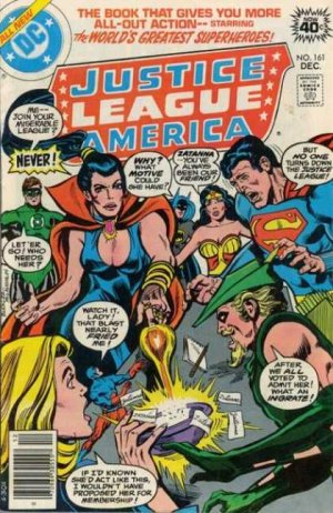 Justice League Of America # 161