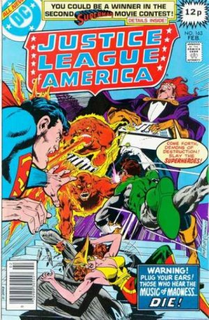 Justice League Of America # 163