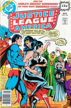 Justice League Of America # 164