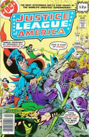 Justice League Of America # 165
