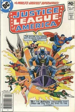 Justice League Of America # 170