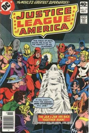 Justice League Of America # 171