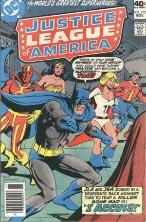 Justice League Of America # 172