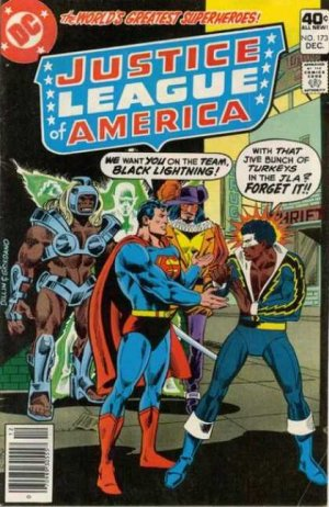 Justice League Of America # 173