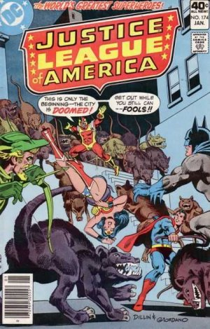 Justice League Of America # 174
