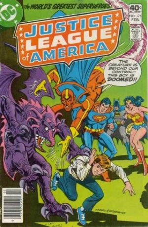 Justice League Of America # 175