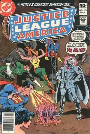 Justice League Of America # 176