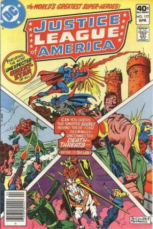 Justice League Of America # 177