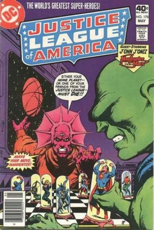 Justice League Of America # 178