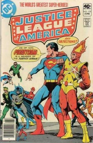 Justice League Of America # 179