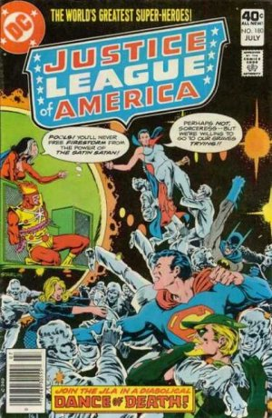 Justice League Of America # 180