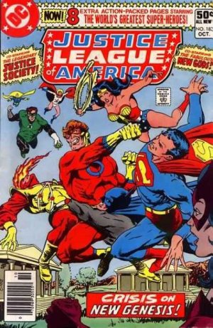 Justice League Of America # 183