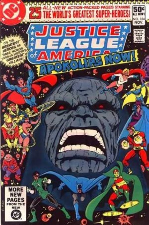 Justice League Of America # 184