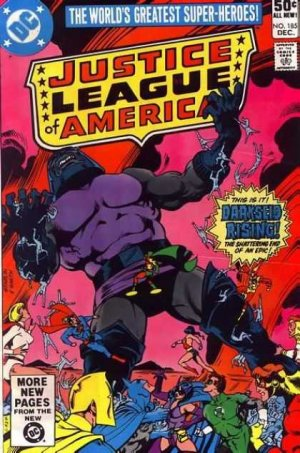 Justice League Of America # 185