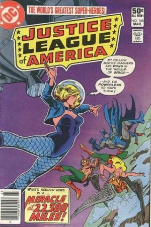 Justice League Of America # 188
