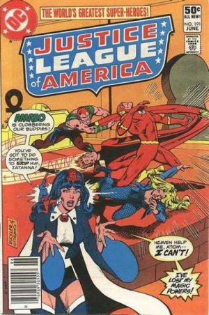 Justice League Of America # 191
