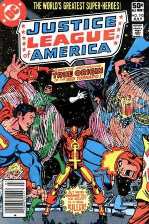 Justice League Of America # 192