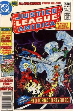 Justice League Of America # 193