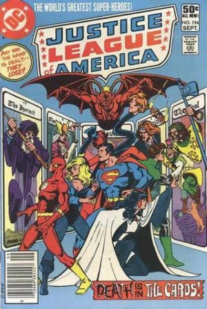 Justice League Of America # 194