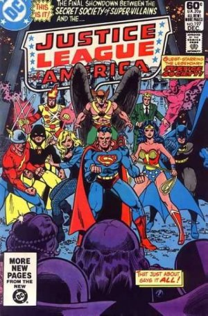 Justice League Of America # 197