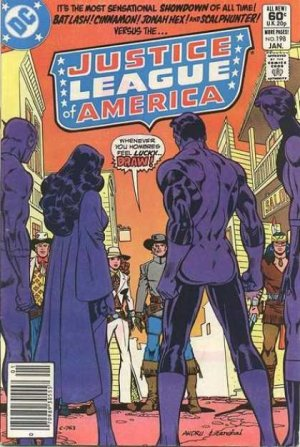 Justice League Of America # 198