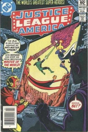 Justice League Of America # 199