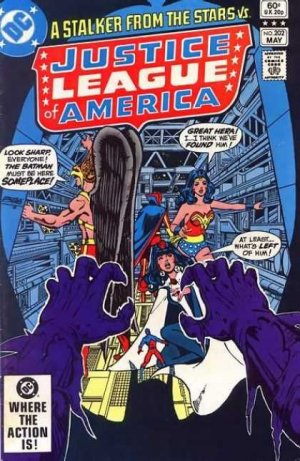Justice League Of America # 202