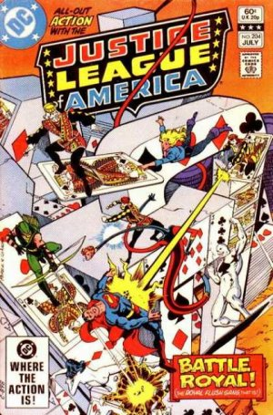 Justice League Of America # 204