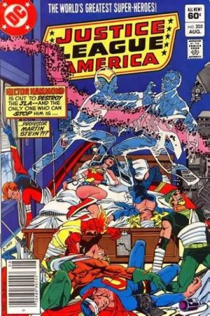 Justice League Of America # 205