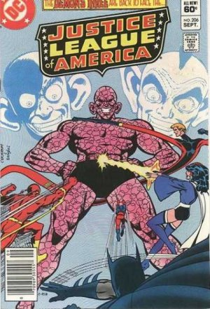 Justice League Of America # 206