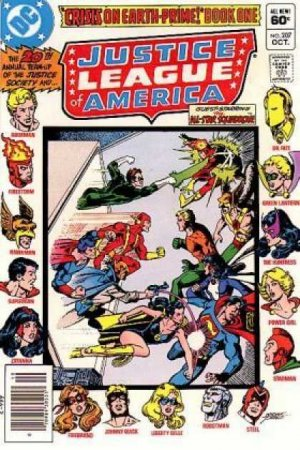 Justice League Of America # 207