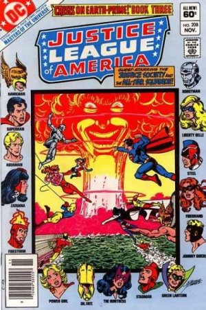Justice League Of America # 208