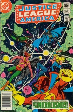 Justice League Of America # 213