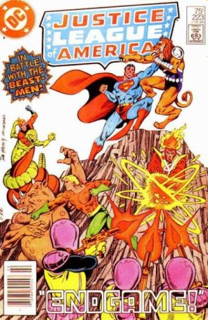 Justice League Of America # 223