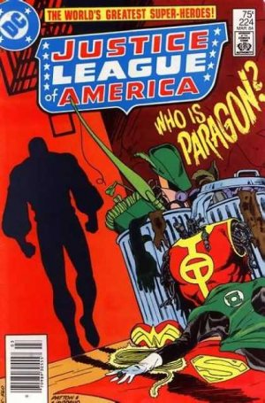Justice League Of America # 224