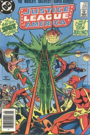 Justice League Of America # 226