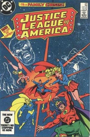 Justice League Of America # 231