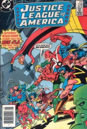 Justice League Of America # 238